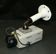Sony Ssc-Dc14 Color Security Video Camera! As-Is!