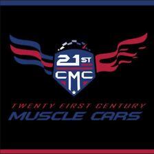 21st Century Muscle Cars Cmc Garage Shop Vinyl Banner Sign 4' x 4'