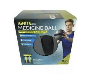 Ignite by Spri Medicine Exercise Ball 8 LB / 3.63 KG
