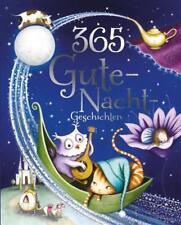 365 Gute-Nacht-Geschichten von Annie Baker und Claire Freedman (2017, Kunststoffeinband)