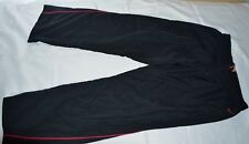 Nike Athletic Pants Sexy WomenThe Athletic dep. Size L Black pink Inside Mesh