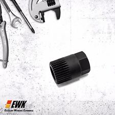 VW/AUDI TT/A3 V-Belt Pulley Center Bolt Removal Alternator Bosch Socket Tool