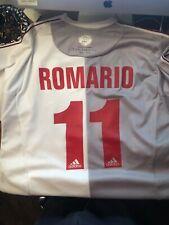 Fluminense f.c.  Romario Special  anniversary football shirt 2002 size L