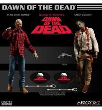 Mezco - One: 12  - Dawn of the Dead Boxed Set - Zombie G.A.Romero
