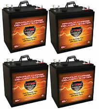QTY4: 6 Volt 235Ah AGM Batteries for RV 24V Battery Bank VMAX XTR6-235 6V 235ah