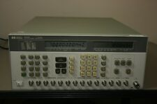 HP Agilent 8782A Vector Signal Generator opt 001 Calibrated with 30 day Warranty