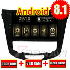 Android 8.1 Car GPS Radio For Nissan X-Trail 2013-2016 Auto Multimedia Player