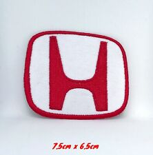 Honda Racing Team HRC Logo iron Sew on Embroidered Patch #247