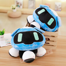 40 cm Overwatch Mei Frozen Drone Robot Cosplay Plush Toy Home Pillow OW Cushion