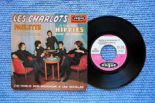 LES CHARLOTS / EP VOGUE EPL. 8592 / BIEM 1967 ( F )