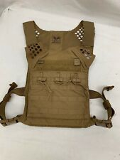 Eagle Industries Active Shooter Response Vest w/ Rem. Front Flap Coyote