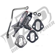 DAP Low Pressure Piston Lift Pump Conversion - 89-93 Dodge 5.9L Cummins 12 Valve