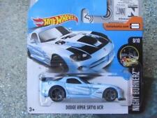 Voitures, camions et fourgons miniatures bleus Viper pour Dodge