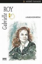 Gabrielle Roy (Quest Biography)-ExLibrary