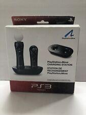 NIB PS3 PlayStation Move Charging Station