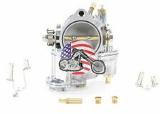 New S&S Super G Shorty Carb Carburetor Harley Big Twin Sportster Chopper Bobber