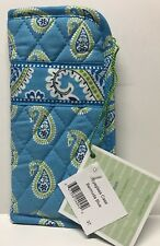 Vera Bradley Bermuda Blue Eyeglass Case New, Retired Rare To Find