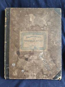 A new general atlas with 53 maps - A. Arrowsmith 1823 - Darwin - RARE