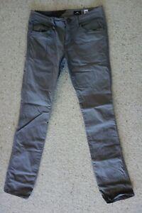 Volcom slim narrow fit pants