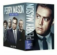 Perry Mason: The Complete Series : 1-9, DVD Box Set, Free shipping, New.