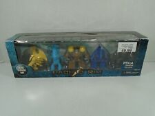 2015 NECA--PACIFIC RIM MOVIE--MINI FIGURE SET (NEW) CONVENTION EXCLUSIVE