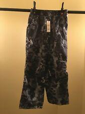 Faded glory boy's snow pants camo black Size Options