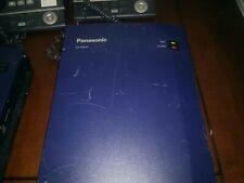 Panasonic KX-TDA50 Hybrid IP-PBX System + KX-TVA50 V/M System 7 Phones