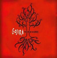 Gojira - The Link Alive - New Sealed Vinyl LP