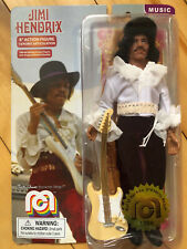 "Jimi Hendrix Mego Retro Action Figure. 9"". New"