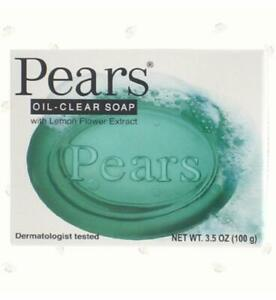 Pears oil-clear soap