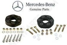 For Mercedes W140 W202 W210 C208 C215 R129 Set of Two Flex Discs Kit Genuine