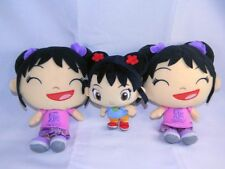 2 Fisher Price Kai-lan Giggly Dolls + 1 Ty Kai-lan Doll