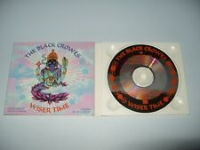 The Black Crowes Wiser Time 4 Track cd Single 1995 Part 1 of a cd set cd is Ex +