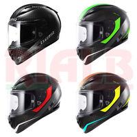 Casco Helmet Moto Integrale LS2 FF323 ARROW C in carbonio con interni lavabili