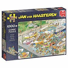 Jan Van Haasteren Puzzle 1000pc - The Locks Jum19067