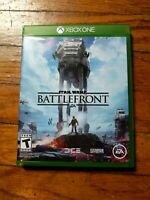 Star Wars: Battlefront (Microsoft Xbox One XB1, 2015)