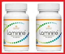 LAMININE dietary supplement 2 x 30 caps -- 2 bottles -- ORIGINAL USA LAMININA