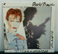 David Bowie Scary Monsters UK vinyl LP album record Original BOWLP2 RCA 1980