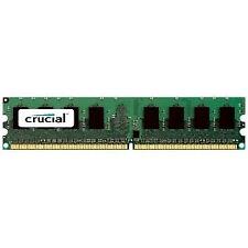 Crucial 4GB DDR3 1866 MT / S Cl13 Udimm 240pin ECC 1.35v/1.5v