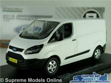 FORD TRANSIT CUSTOM MODEL VAN WHITE 1:43 SCALE SERIES 1 MK1 GREENLIGHT V362 K8