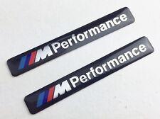 2 x M Performance Adhesive Badge BMW E46 E92 F82 M3 M4