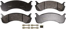 Disc Brake Pad Set-Brakes Severe Solution Brake Pads Front,Rear Monroe HDX786A