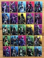 Panini Fortnite Trading Cards Serie 2 Karten 251- 275 Glow in the Dark aussuchen