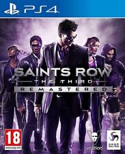 PS4 Saints Row The Third Remastered