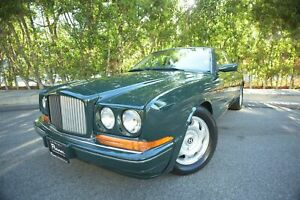 1994 Bentley Continental R Coupe 1994 Continental R, Low Mileage, Super Clean!