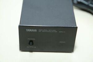Yamaha APD-1 RF Demodulator LD AC3 to Dolby Digital