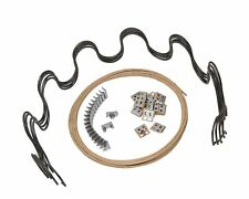 "House2Home 31"" Sofa Upholstery Spring Replacement Kit- 4pk Springs, Clips, Wi."