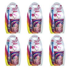 6 Packs 3pcs JOJO SIWA Toothbrush Cap & Rinsing Cup Set Birthday Party Favor