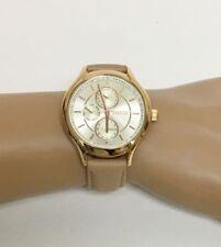 Relojes de pulsera Fossil de acero inoxidable de oro rosa