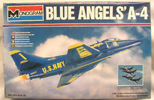 Monogram Model kit 1/48 Blue Angels' A-4 - 5422 - Used from collection